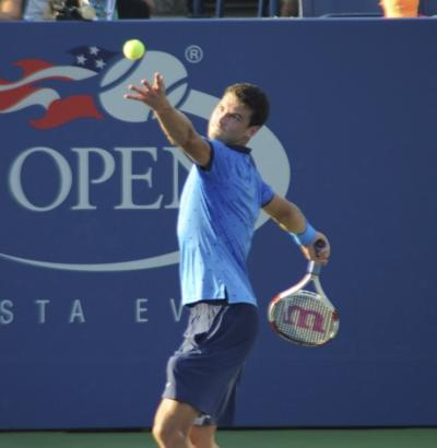 Grigor Dimitrov brings his talents to New York City in early March for the BNP Paribas Showdown, when he takes on Roger Federer in an exhibition match. The 23-year-old Bulgarian has made quite a name for himself in his short years on the ATP Tour and 2015 could be a breakout season for the rising star.