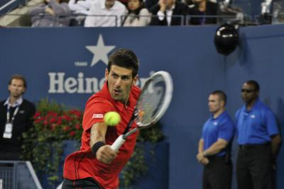 Coming off a 2015 Wimbledon Championship, world number one Novak Djokovic had a very lopsided 48-3 record on the year in early August